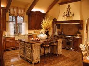 French Kitchen Decor by French Country Style Kitchens Home Interior Design