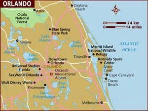 Maps Orlando by Pics Photos North America Us Florida Orlando Days Inn
