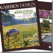 garden design magazine editor genevieve schmidt landscape design in the news