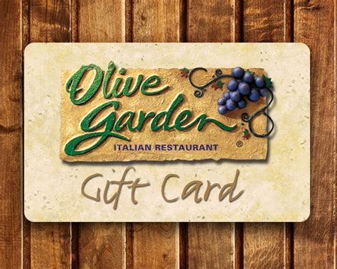 Olive Garden Sweepstakes 2017 - 100 olive garden gift card sweepstakes