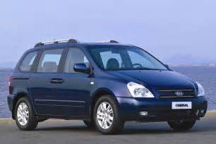 2010 kia carnival ii pictures information and specs