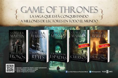 libro a game of thrones aporte libros canci 243 n de hielo y fuego mega