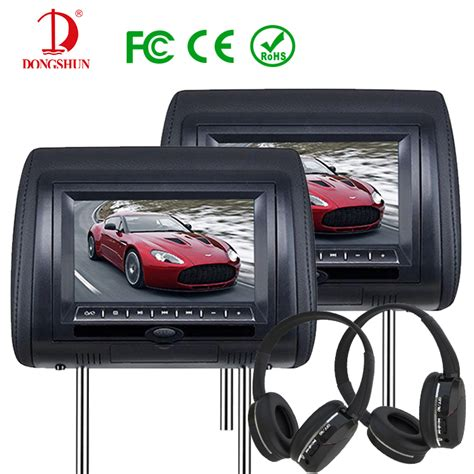 back seat dvd player car headrest dvd player promotion shop for promotional car