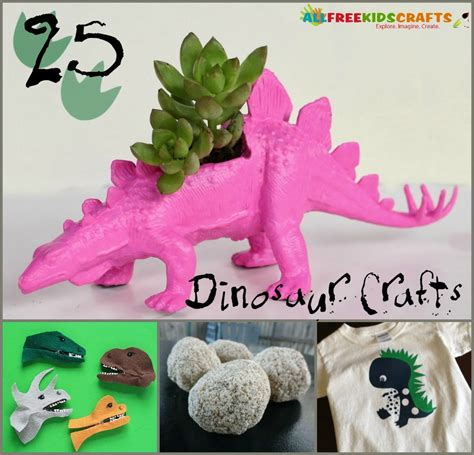 dinosaur crafts for crafts for boys 36 awesome dinosaur crafts for