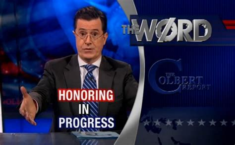colbert thanks the troops for sacrificing again