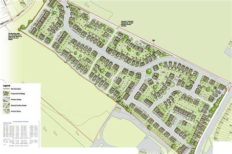 housing development plans taylor wimpey homes great barr plan unveiled birmingham post