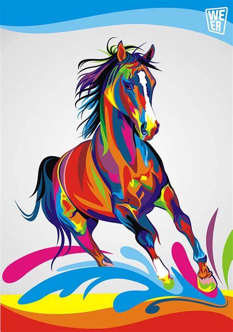 imagenes de otoño al oleo las 25 mejores ideas sobre pinturas de caballo en