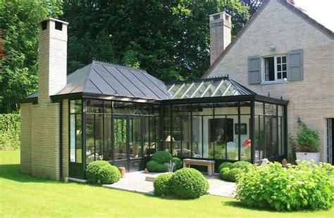 Veranda Pergola 3876 by Aluminium Orangerie Met Fijne Profielen De Mooiste