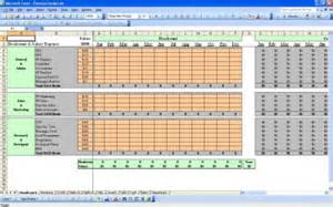 general financial model excel templates