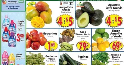 cardenas weekly ad for this week hispanic weekly ads cardenas weekly ad and weekly specials