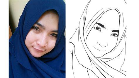 tutorial line art illustrator how to draw line art illustrator tutorial bennyqibal art