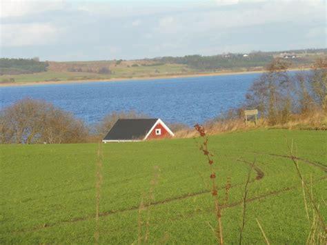 fjord zout water aktiviteten hjarb 230 k cing kanoen denemarken im j 252 tland