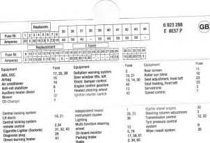 2006 bmw 328xi fuse symbols