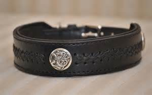 Handmade Leather Collars For Dogs - leather collars wayward dogs