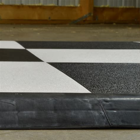 Max Tile Border Ramp   Basement Flooring Edge Piece