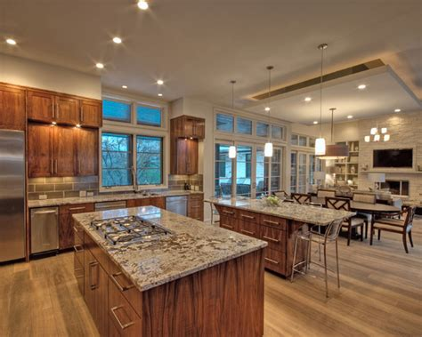open floor plan kitchen design open floor plan french country kitchen home design ideas