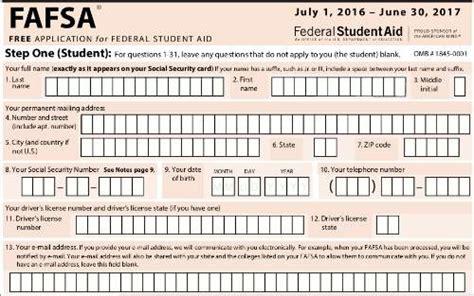 Financial Aid Appeal Form Exles printables fafsa worksheet ronleyba worksheets printables