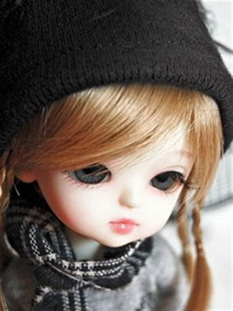 Sherly Vest Blue doll 240 x 320 wallpapers 2370128 mobile9