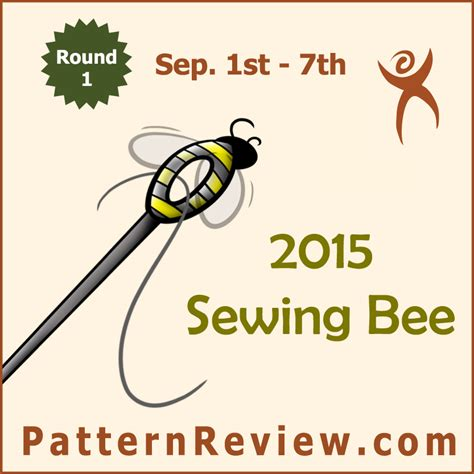 Bee Sweepstakes - contest sewing bee round 1 2015