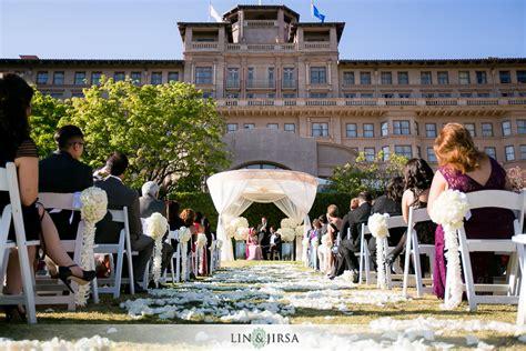 wedding venues south asian shaadishop langham huntington pasadena los angeles