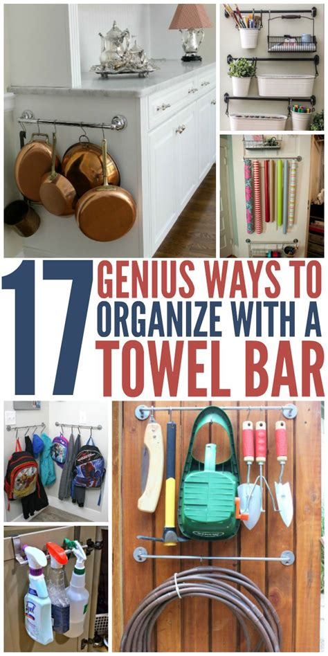 how to organize my house 25 best ideas about bathroom towel bars on pinterest