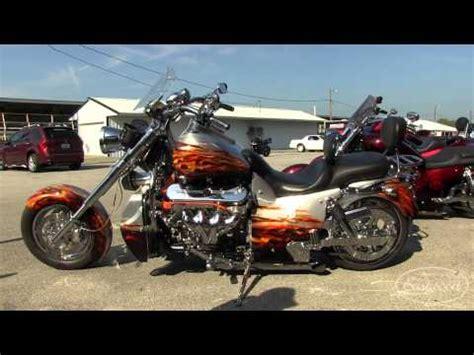 Boss Hoss V8 Motorcycle 8 Zylinder Motorrad by Bosshoss V8 Funnydog Tv