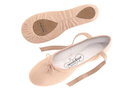 Flat Shoes Inside 13 academy of ballet arts dancewear
