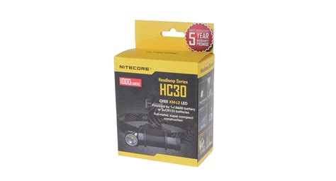 Nitecore Hc30 Led Headl Cree Xm L2 U2 Led 1000 Lumens 43 27 authentic nitecore hc30 led headl cree xm l2