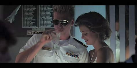 Val Kilmer Was A Putz On An Airplane by Who S The Beside Val Kilmer Top Gun Answers Fanpop