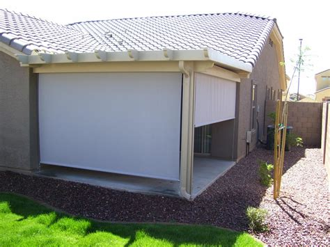 outdoor roll up shade screen pictures to pin on