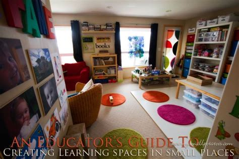 Small Home Daycare Ideas 234 Best Images About Classroom Designs For Home Or