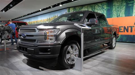 Ford Detroit by Ford Throws A Power Stroke Diesel Engine Into The F 150 At