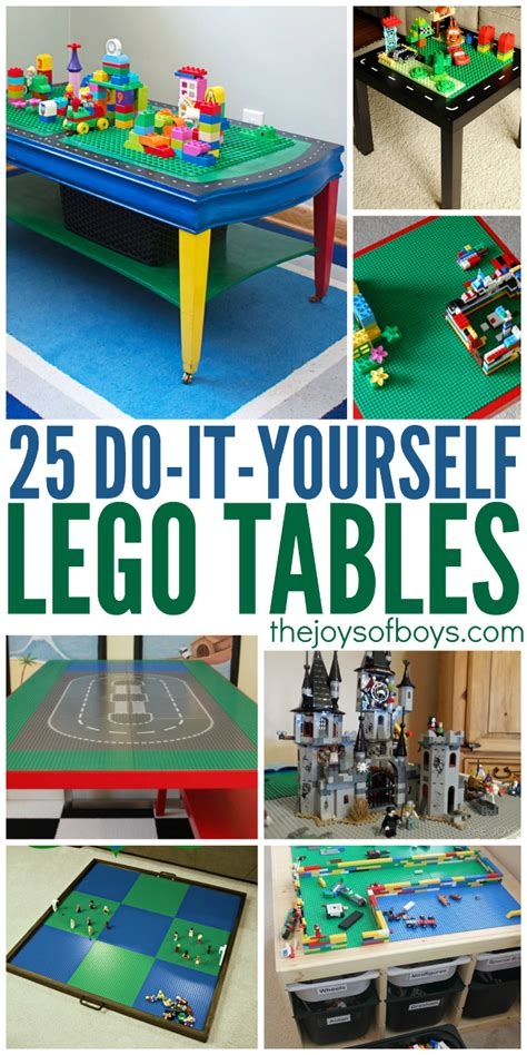 how to build a lego table diy lego table diy do it your self