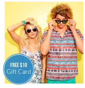Aeropostale Gift Cards Online - free 10 aeropostale gift card seriously free stuff