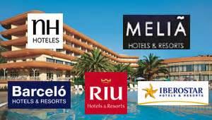 cadenas hoteleras alicante las cinco grandes cadenas suman el 20 de las ventas