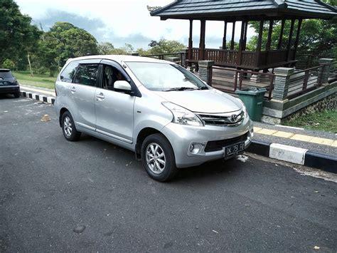 Mobil Avanza Xenia Indonesia Toyota Avanza