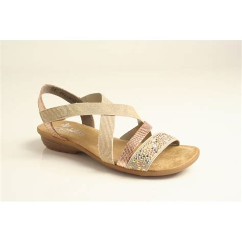 ultralight sandals rieker sandal with cross straps and a lightweight