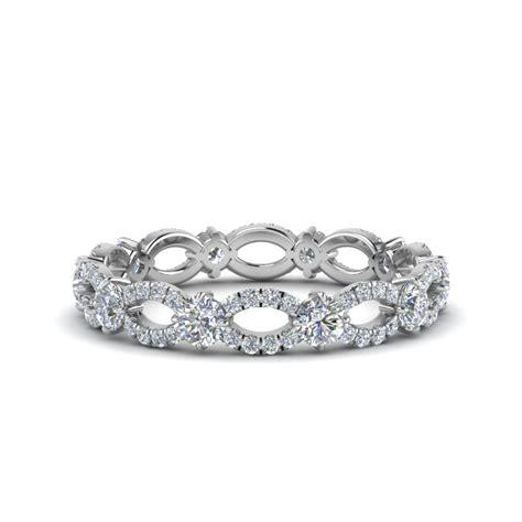 7 Beautiful Eternity Rings by Eternity Ring In 950 Platinum Fascinating Diamonds