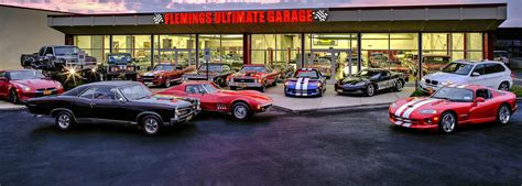 Classic Garage by Home Flemings Ultimate Garage Classic
