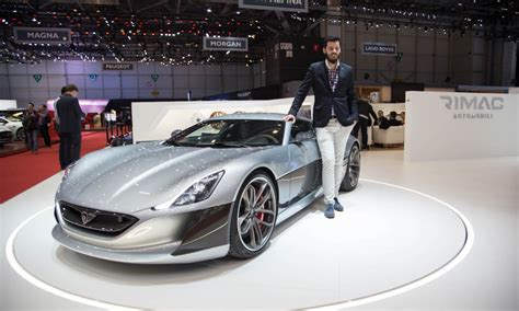 Schnellstes Auto Der Welt Kroatien by Premier Oreskovic Besucht Kroatisches Tech Talent Rimac