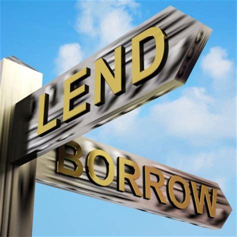 bank lending scarcity of bank lending drives the lending market