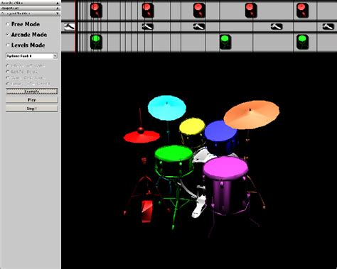 rhythm drum game virtual drum games play free music game online