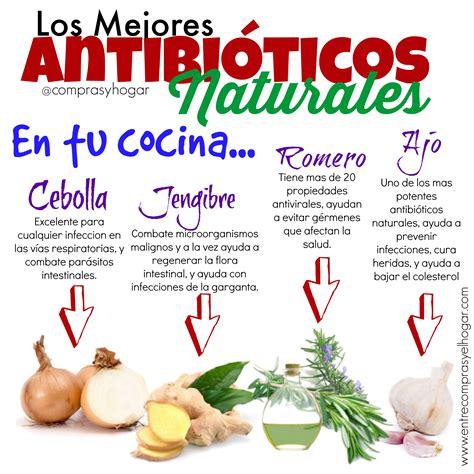 los mejores antibioticos naturales compras  hogar