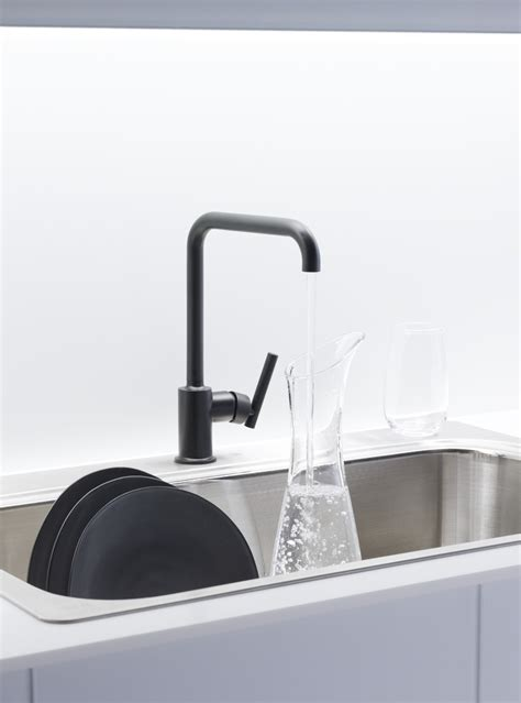Kitchen Faucet Black Finish Great Kitchen Faucet Black Finish Images Gallery Gt Gt Black Kitchen Sink Faucets Kitchen Faucets