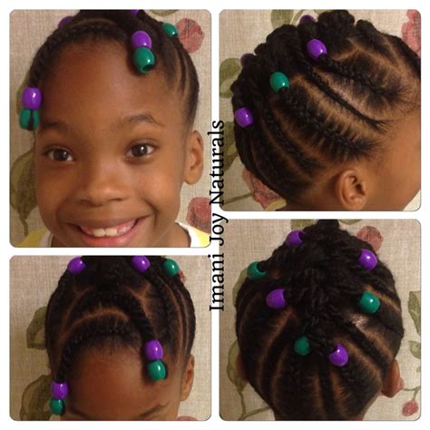 1604 best hairstyles for children images on pinterest beads and braids children s natural hair pinterest