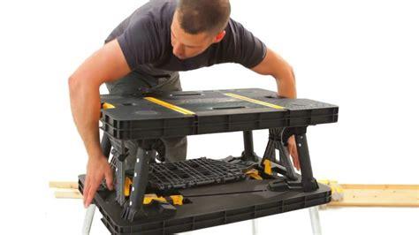 keter work bench keter folding work table youtube