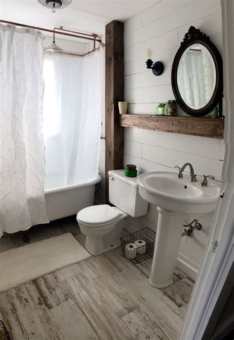 Farmhouse Bathroom Ideas by Ideas For Vintage And Modern Farmhouse Bathroom Decor