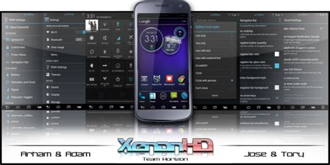 tutorial android rom update nexus 7 with xenonhd android 4 2 2 jelly bean