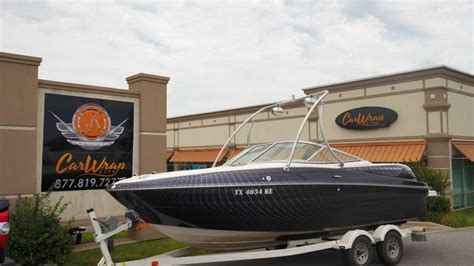 maxum boat vinyl maxum 2100 sd boat wrap car wrap city