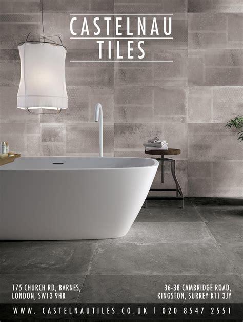 bathroom advertising sales opportunity with castelnau tiles tilezine